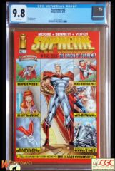 SUPREME #42 COVER A (1992 Series) - **CGC 9.8**